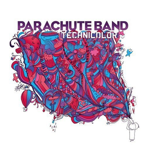 Technicolor - Parachute Band - Re-vived.com