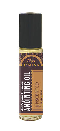 Anointing Oil Unscented 1/3oz Roll On