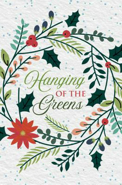 Hanging The Greens Bulletin (Pack of 100)