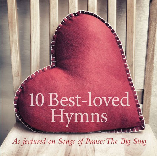 10 Best-Loved Hymns CD