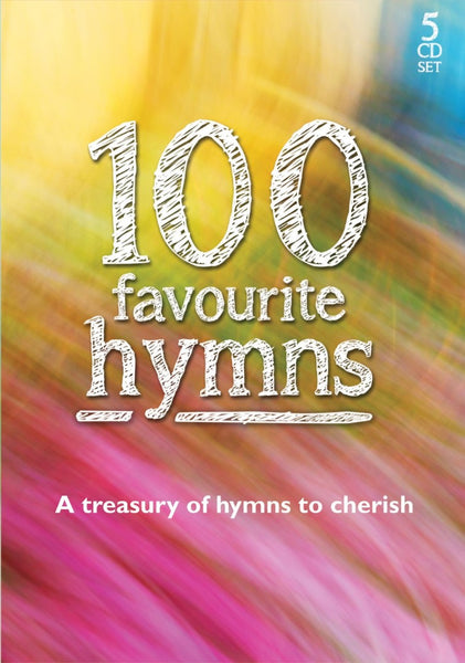 100 Favourite Hymns CD