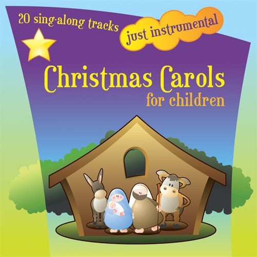 Just Instrumental Carols For Children CD