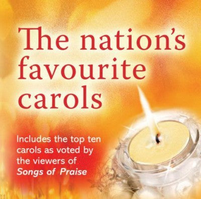 The Nation's Favourite Carols CD