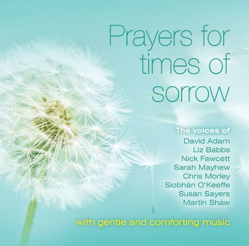 Prayers For Times Of Sorrow CD
