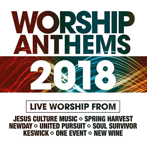 Worship Anthems 2018 2CD