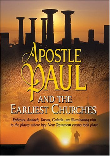 APOSTLE PAUL AND THE EARLIEST CHURCHES DVD - Vision Video - Re-vived.com