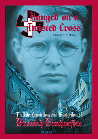 Hanged On A Twisted Cross: Dietrich Bonhoeffer DVD - Film - Re-vived.com