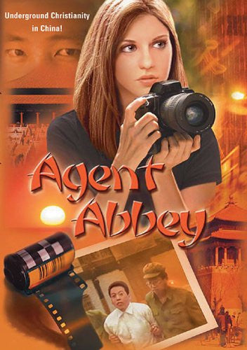 Agent Abbey DVD - Vision Video - Re-vived.com