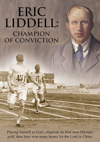 Eric Liddell: Champion Of Conviction DVD - Vision Video - Re-vived.com