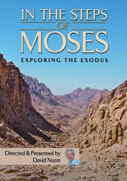 In The Steps Of Moses: Exploring The Exodus DVD - Various Artists - Re-vived.com