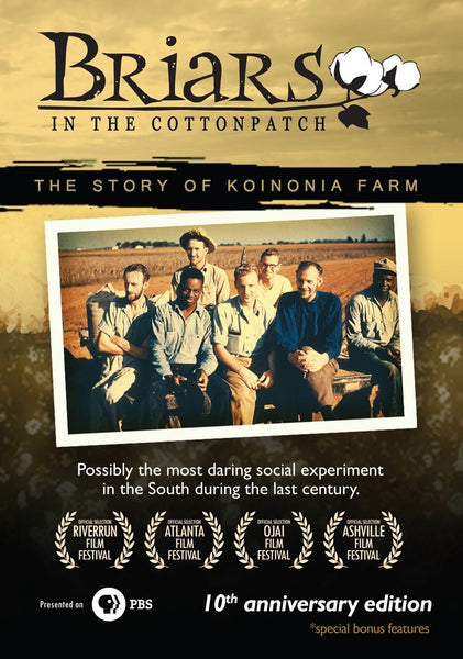 Briars In The Cotton Patch - 10th Anniversary Edition DVD - Various Artists - Re-vived.com
