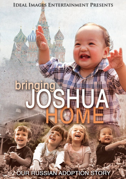 Bringing Joshua Home DVD - Various Artists - Re-vived.com