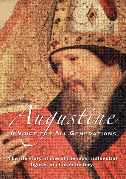 Augustine: A Voice For All Generations DVD - Various Artists - Re-vived.com
