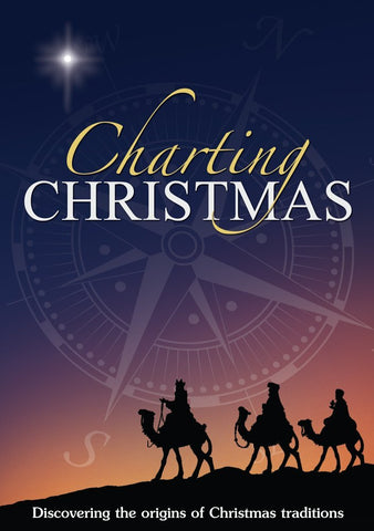 CHARTING CHRISTMAS DVD - Vision Video - Re-vived.com