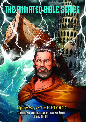 Animated Bible Series, Episode 2 DVD
