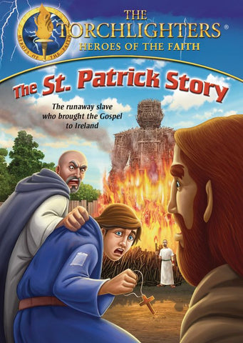 Torchlighters: The St Patrick Story DVD