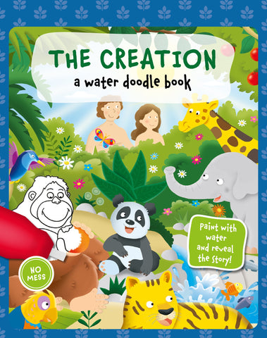 Water Doodle Book: The Creation
