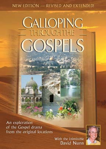 Galloping Through The Gospels DVD - Vision Video - Re-vived.com