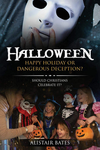 Halloween: Happy Holiday Or Dangerous Deception?