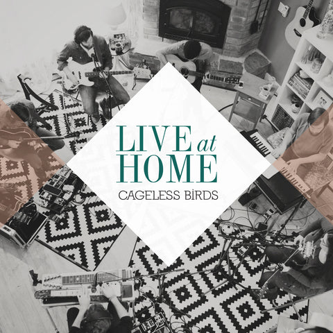 Live At Home - Cageless Birds CD+DVD
