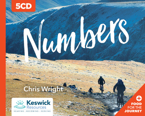 Food For The Journey - Numbers - 5 Talk Audio CD Pack
