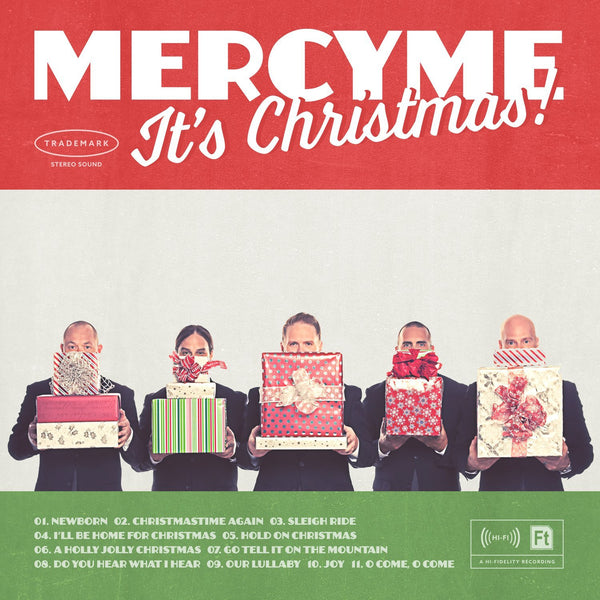 It's Christmas! - MercyMe - Re-vived.com