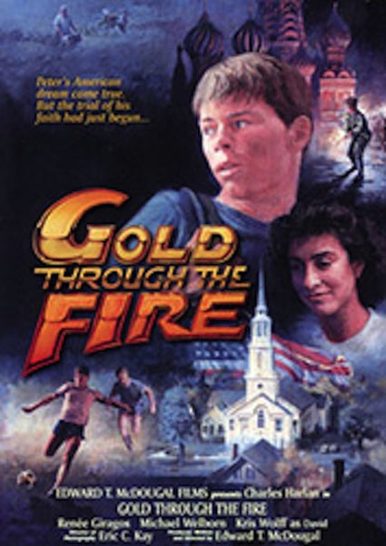 GOLD THROUGH THE FIRE DVD - Timeless International Christian Media - Re-vived.com