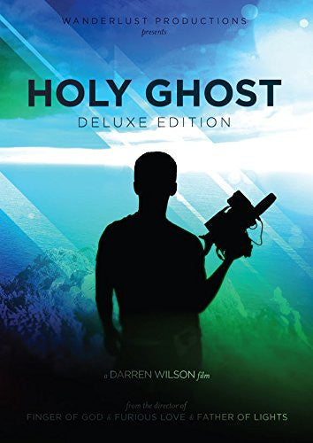 Holy Ghost Deluxe Edition 3DVD - Darren Wilson - Re-vived.com