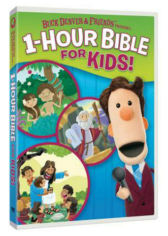 What's In The Bible? 1 Hour Bible DVD