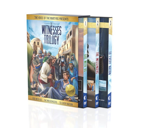 The Witness Trilogy DVD Boxed Set