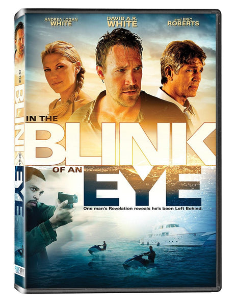 IN THE BLINK OF AN EYE DVD - Timeless International Christian Media - Re-vived.com