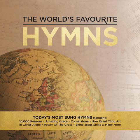 The World's Favourite Hymns 3CD