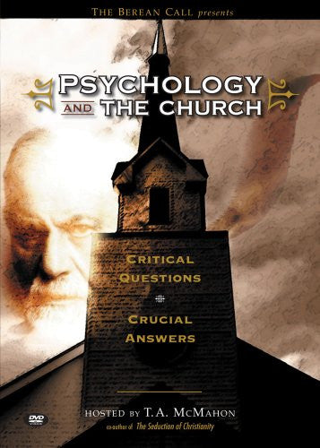PSYCHOLOGY & THE CHURCH DVD - Timeless International Christian Media - Re-vived.com