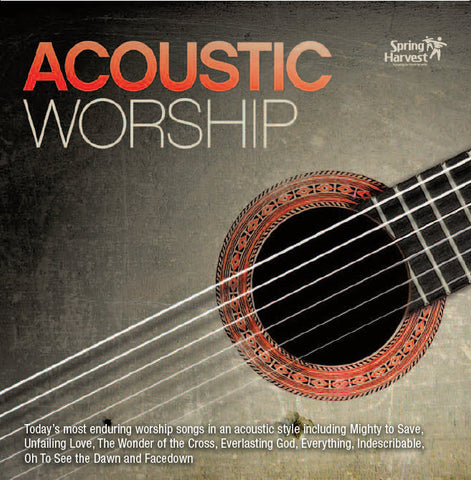 Acoustic Worship - Elevation - Re-vived.com