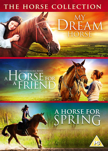 The Horse Collection Boxset 3DVDs