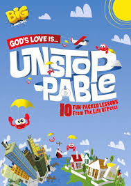 God's Love Is Unstoppable: 10 BIG Sessions Exploring The Life Of Peter