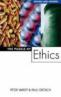 The Puzzle Of Ethics Paperback Book - Peter Vardy - Re-vived.com