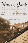 Yours Jack Paperback Book - C S Lewis - Re-vived.com