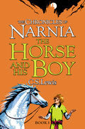 The Horse And His Boy Paperback Book - C S Lewis - Re-vived.com