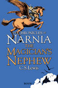 The Magician's Nephew Paperback Book - C S Lewis - Re-vived.com