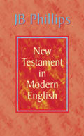 J B Phillips New Testament In Modern English Paperback Book - J B Phillips - Re-vived.com