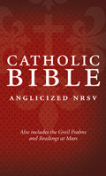 NRSV The Catholic Bible Hardback - N/A - Re-vived.com