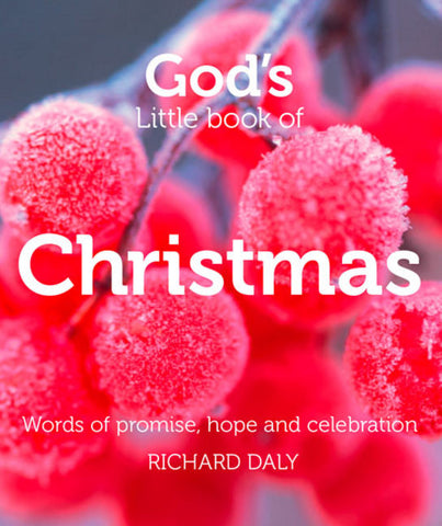 God's Little Book Of Christmas Paperback Book - Richard Daly - Re-vived.com