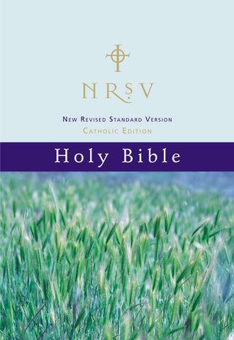 NRSV Catholic Bible, Paperback