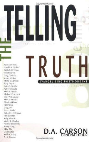 Telling the Truth - Carson, D. A. - Re-vived.com