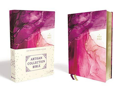 NRSV Artisan Collection Bible, Pink