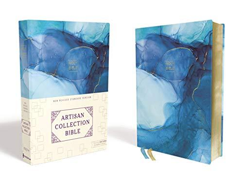 NRSV Artisan Collection Bible, Blue