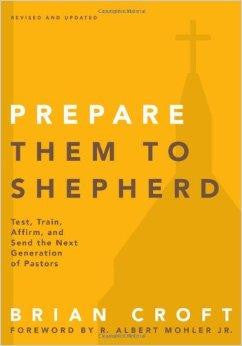 Prepare Them to Shepherd: Test, Train, Affirm, and Send the Next Generation of Pastors (Practical Shepherding Series) - Croft, Brian - Re-vived.com