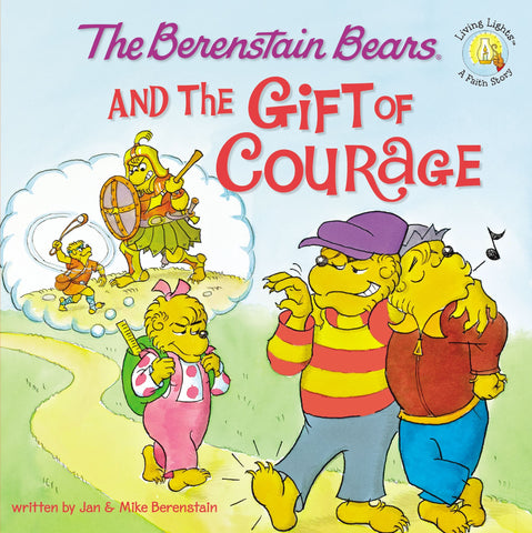 The Berenstain Bears and the Gift of Courage - Berenstain, Jan & Mike - Re-vived.com