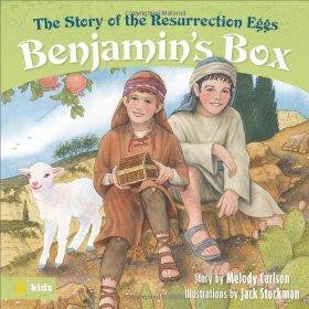 Benjamin's Box: The Story of the Resurrection Eggs - Carlson, Melody - Re-vived.com
